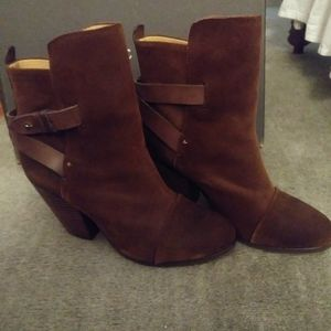 Rag and Bone Kinsey Boots Size 8 1/2